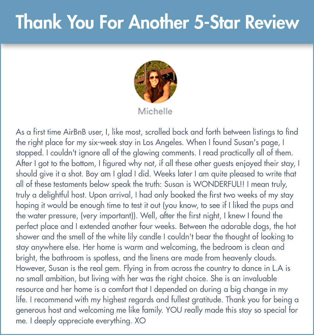 REVIEWS - Airbnb Expert